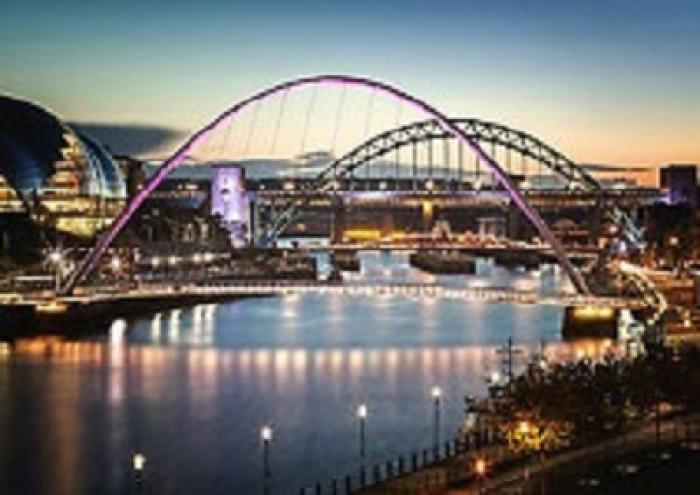 photo of Gateshead Quayside