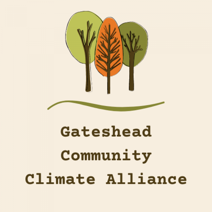Gateshead Community Climate Alliance Logo