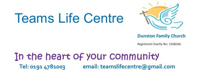 Teams Life Centre logo