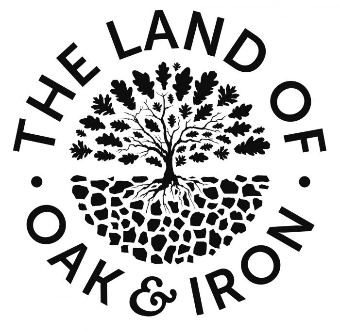 Land of Oak & Iron logo