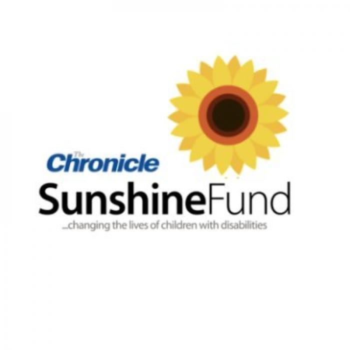 The Chronicle Sunshine Fund - changing the lives of children with disabilities