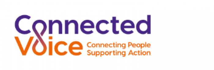 Connected Voice Logo