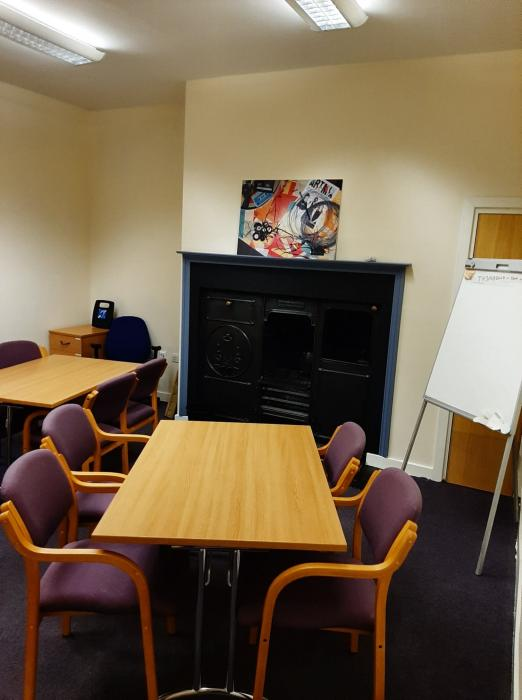 The Birtley Hub- Training room for hire