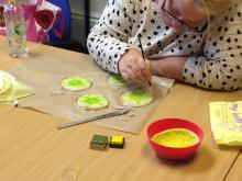 Carers' Craft Group meets fortnightly