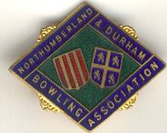 NORTHUMBERLAND & DURHAM BOWLING ASSOCIATION LOGO