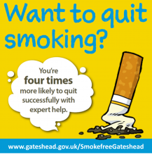 Smokefree Gateshead