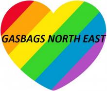 Gasbags North East Logo