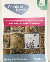 create at home packs