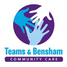 Teams and Bensham Care logo